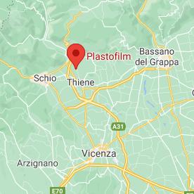 Mappa posizione Plastofilm Sic srl